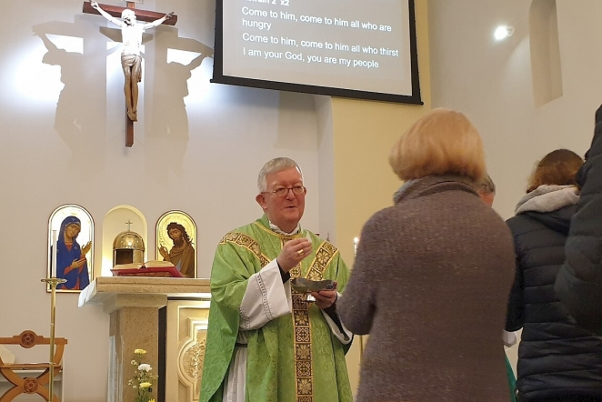 Our Thanks To Archbishop Bernard