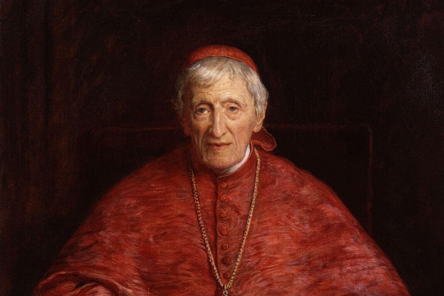 Pilgrimage to Rome for Newman's Canonisation